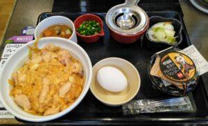 なか卯の親子丼、エバンゲリオン零号機バージョン
